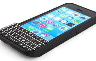 TYPO Keyboard for Apple iPhone 5/5S Available in Singapore from May