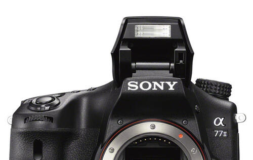 Sony Announces the Updated Sony Alpha 77II with Record-breaking Autofocus System