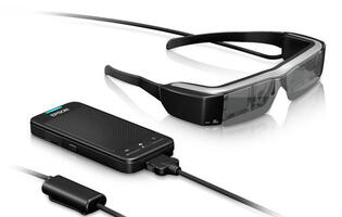 Now Available: Smart Glasses from Epson