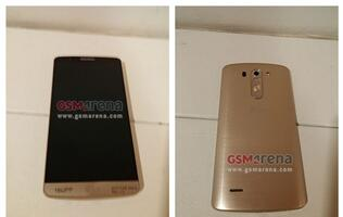 Photos and Specs of LG G3 Leaked, Reveals Very Thin Bezels and Cleaner UI