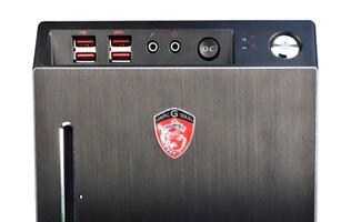 MSI Nightblade Compact Mini-ITX Gaming System Reviewed