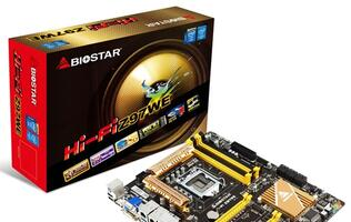 Biostar Hi-Fi Z97WE Motherboard Officially Released