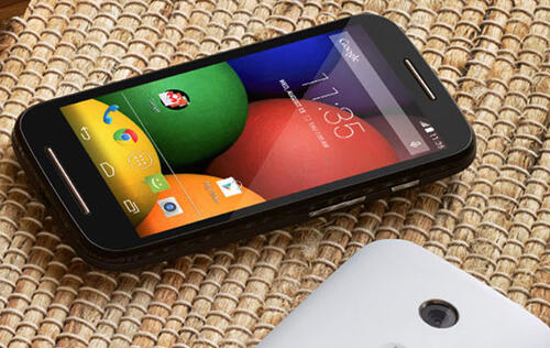 Motorola Announces Moto E Budget Handset; Moto G Gets Upgraded with LTE and microSD Support