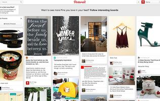 Pinterest Raises US$200 Million in Latest Round of Funding