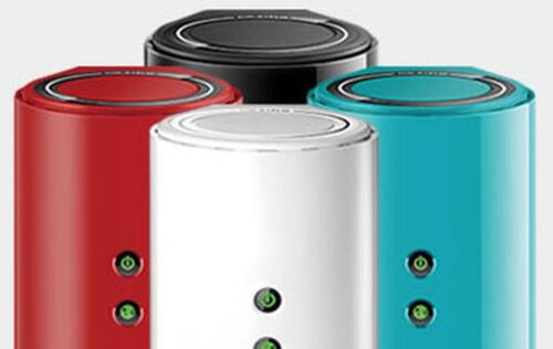 D-Link Ships New Line of AC750 Wi-Fi Routers in Four Colors