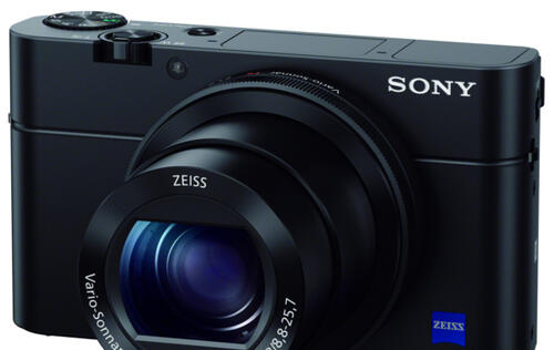 Sony Packs Wider, Brighter Lens into the Cyber-shot RX100 III