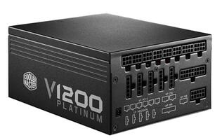 Cooler Master Unveils V1200 80 Plus Platinum Power Supply Unit