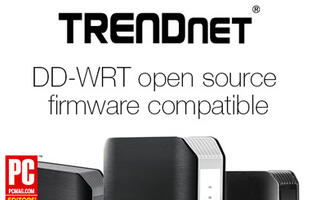 TRENDnet Announces Open Source DD-WRT Compatibility for Wireless AC Routers