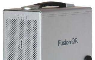 Sonnet Introduces Fusion QR RAID 5 SATA Storage System with Quad Interface