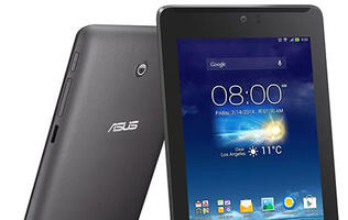 ASUS Expands Fonepad Family with Fonepad 7 LTE and Fonepad 7 Dual SIM