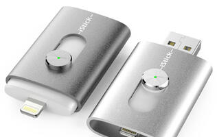 Hyper Announces the iStick, a USB Flash Drive for iOS Devices