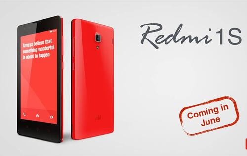 Xiaomi Launching Redmi 1S in Malaysia and Singapore Next Month (Update)