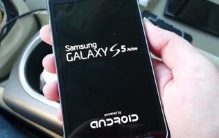 Video of Samsung Galaxy S5 Active Leaked (Updated)
