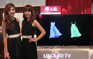 LG Launches 2 New DVB-T2-ready OLED TVs in Singapore