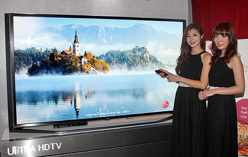 LG's WebOS-running 4K TVs Have Arrived in Singapore