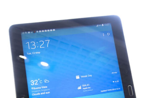 Samsung Galaxy Tab Pro 10.1 LTE - A Non-stylus Note Striving to be Pro