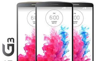 LG's Website Reveals Full Specs and Photos of G3 Smartphone