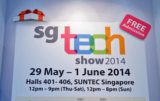 SG Tech Show 2014 Highlights