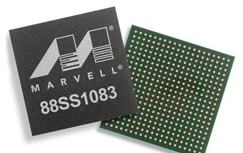 Marvell Unveils World's First Fully SATA Express Compliant Controller