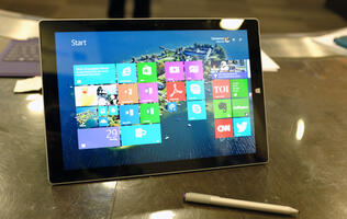 Hands-on: Microsoft Surface Pro 3