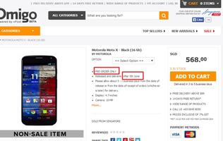 Motorola Moto X Available for Pre-Order, Official Launch at PC Show 2014