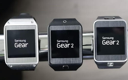 New Samsung Galaxy Gear Update Ditches Android for Tizen