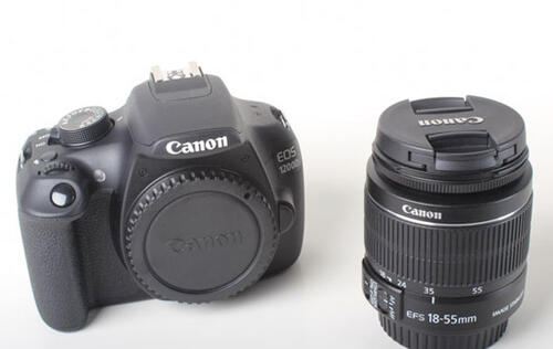 Canon EOS 1200D - A Great First Camera For Beginners - HardwareZone