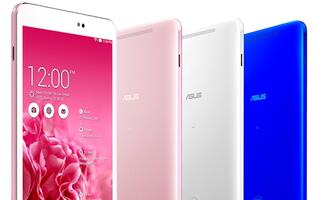 ASUS Announces the MeMO Pad 8, Claims Title as World's Lightest 8-Inch LTE Tablet