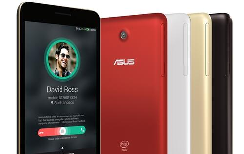 ASUS Unveils Fonepad 7 and 8, Come with 64-Bit Intel Atom Processors
