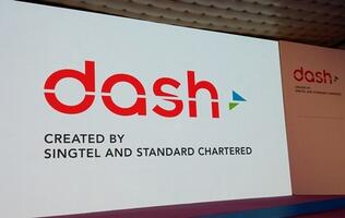 SingTel and Standard Chartered Bank Launch Mobile Money Service Dash