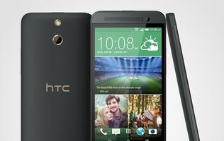 HTC Unveils the One (E8), a Plastic Variant of the One (M8) Smartphone