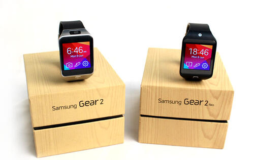 Samsung Gear 2 & Gear 2 Neo - Second Generation Gears