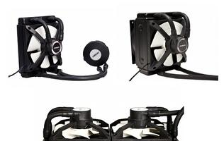 Antec Presents Performance One and ISK Chassis, Kuhler H2O Liquid CPU Coolers