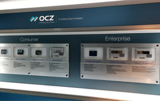 OCZ Storage Solutions Reveals Vector Series SSD at Computex 2014