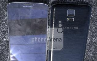 Samsung Galaxy F with Brushed Metal Cover Leaked, Rumored Launch in September