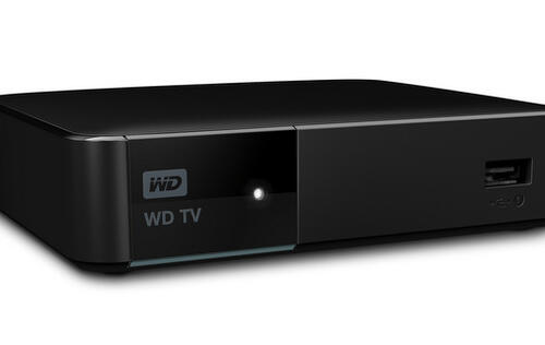 WD Includes Miracast Support in the New WD TV - Personal Edition