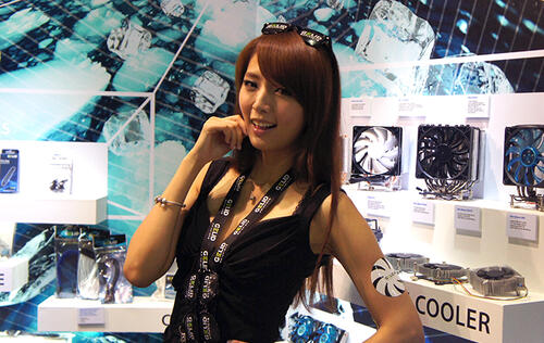 Computex 2014 - The Show Girls Edition