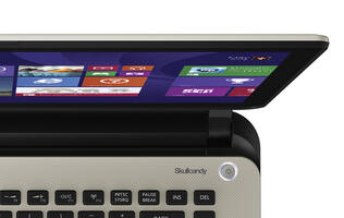Toshiba Collaborates with Skullcandy for the New Satellite L50 Notebook