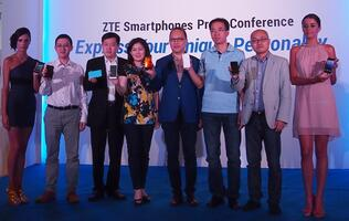 ZTE Expands Its Presence in South East Asia with Three Smartphone Models