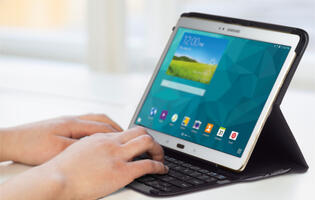 Logitech Extends Tablet Keyboard Lineup for the Latest Samsung Galaxy Devices