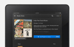 Amazon Announces Their Latest Perk for Prime Members: Music Streaming