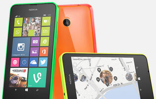 Nokia Lumia 635 Hits Local Shelves