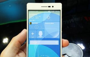Hands-on: Huawei Ascend P7 Smartphone