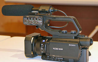 Sony: Our Most Compact XDCAM Camcorder Will Be Out This Year