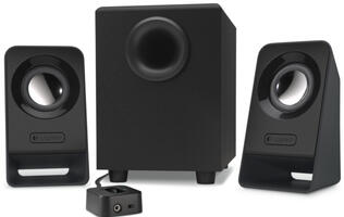 Logitech Introduces Multimedia Speakers Z213 with Space-Saving Design