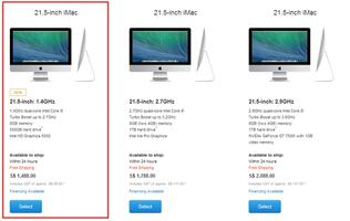 Apple Unveils New and Cheaper iMac, Starts from S$1,488