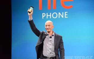 Meet Amazon's 3D Display, Feature-rich Smartphone: The Fire Phone