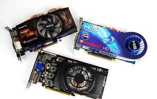 Radeon HD 5770 Roundup - ASUS vs. Gigabyte vs. HIS
