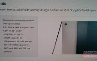 Google's Nexus 9 Tablet to be Made by HTC?