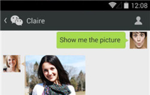 WeChat 5.3 Provides Message Translation and Private Chat Groups Features